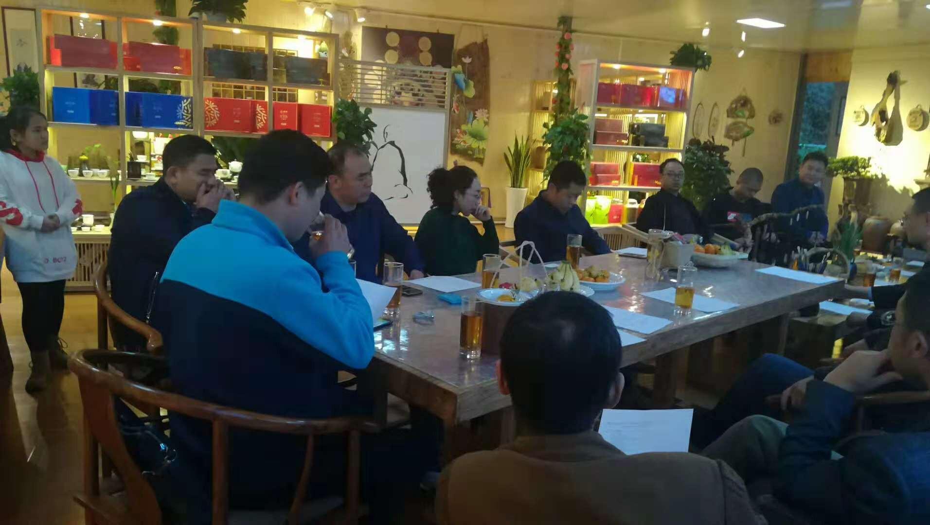 平博app律师事务所主任温钦参加贵州省照明商会理事会会议