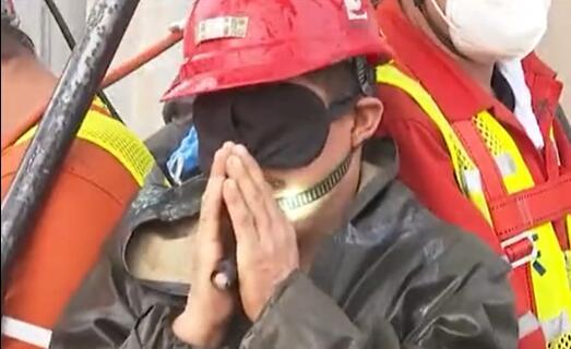 山东金矿事故11名被困人员获救,其中一人没有食物坚持14天